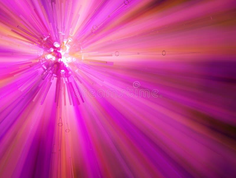 Download Pink Sphere Lights stock illustration. Illustration of sphere - 11491413