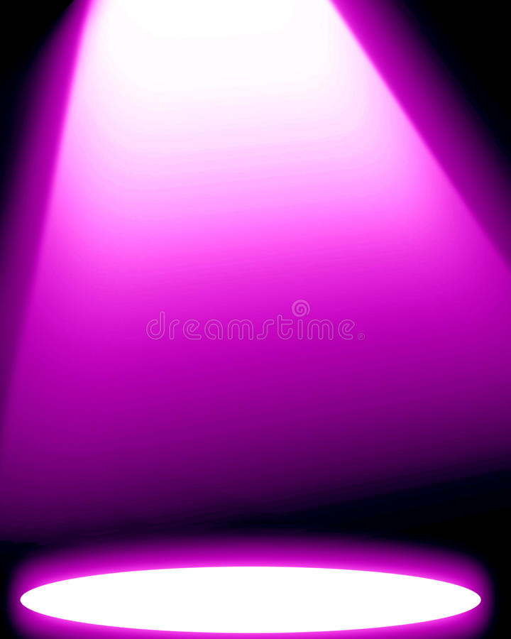 Pink Spotlight Stock Photos Image 33652373
