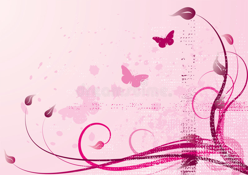 Pink-spring Vector Stock Photos