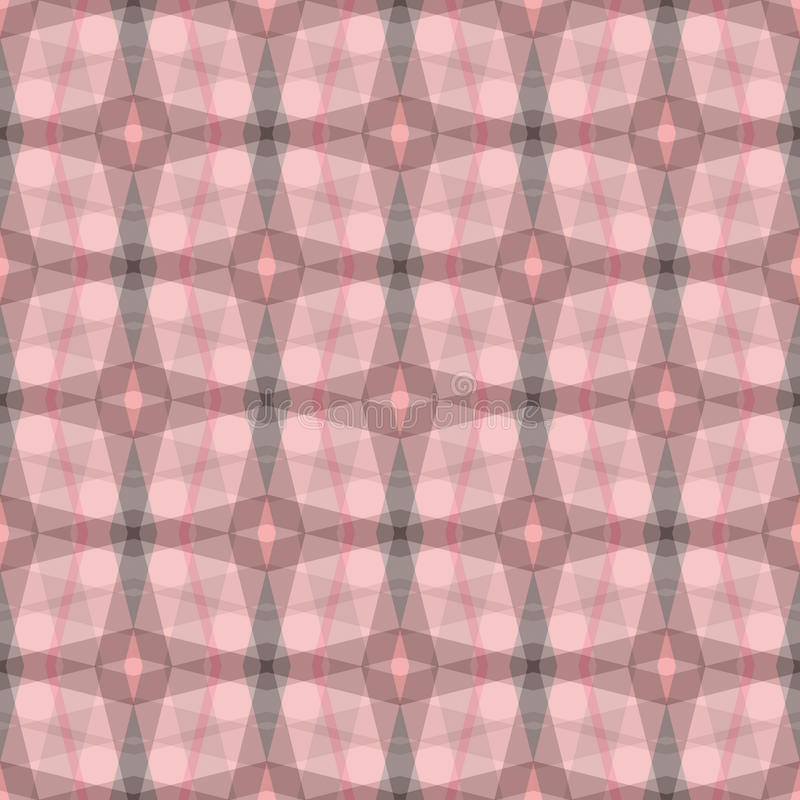 Download Pink stars pattern. stock illustration. Image of pattern - 27324764