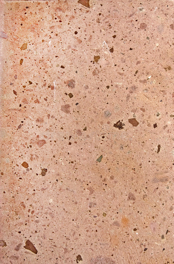 Pink stone surface texture royalty free stock photos