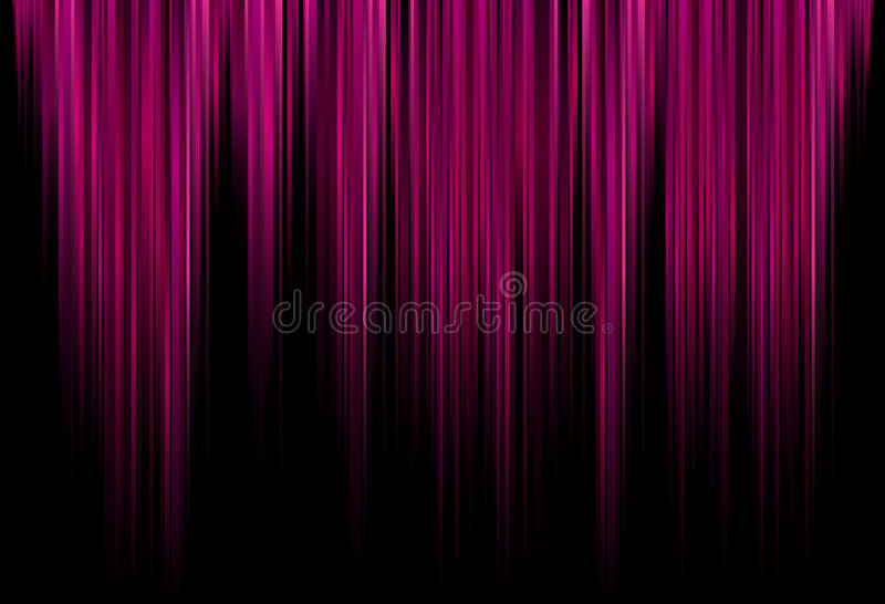 Pink stripe background stock illustration