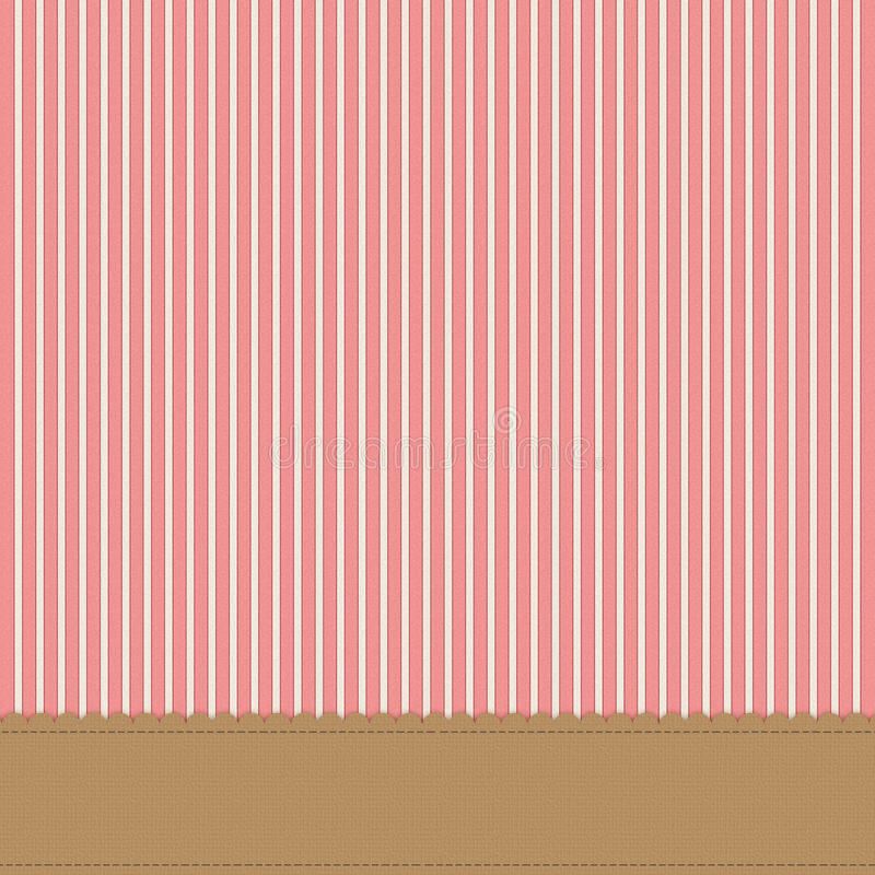 Free Pink Striped Background Royalty Free Stock Photos - 30252958