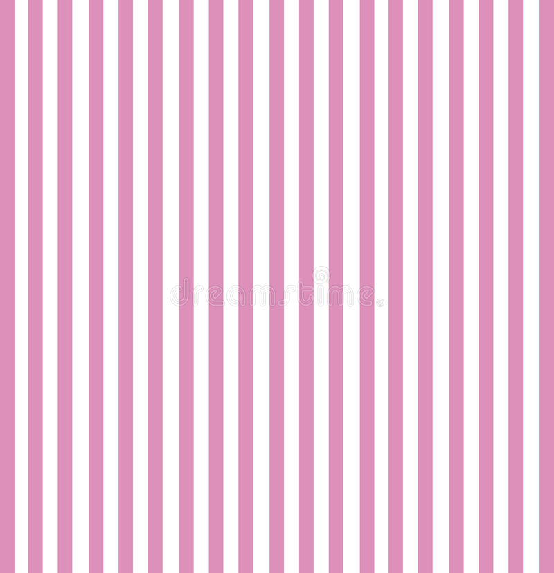 Pink Stripes Stock Photography