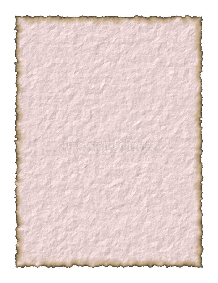 Pink structured paper stock photography