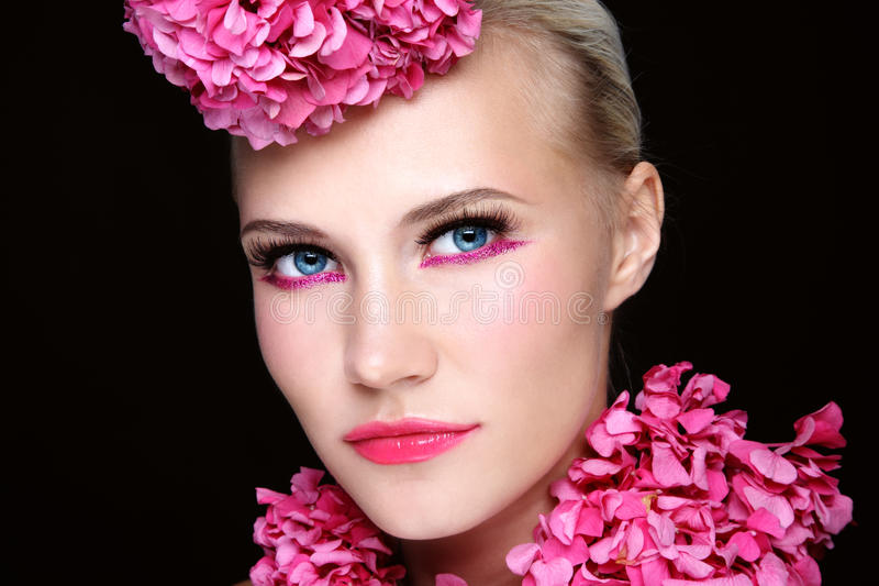 Download Pink style stock image. Image of fashion, anti, makeup - 21812275