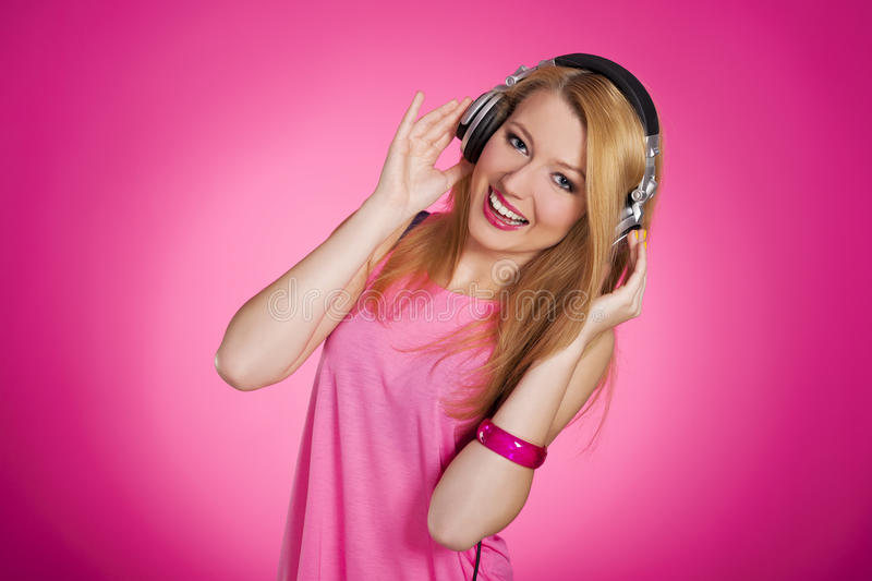 Pink style stock images