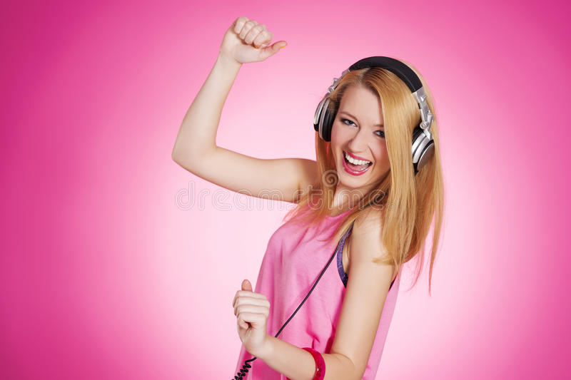 Download Pink style stock photo. Image of camera, cheerful, human - 29337870