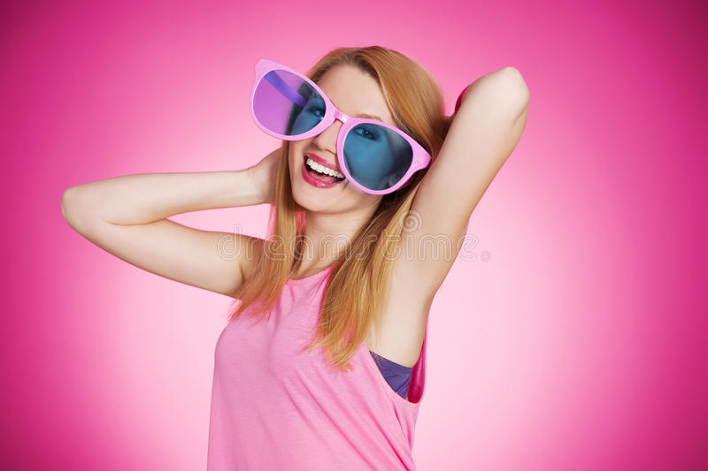 Pink Style Stock Photos