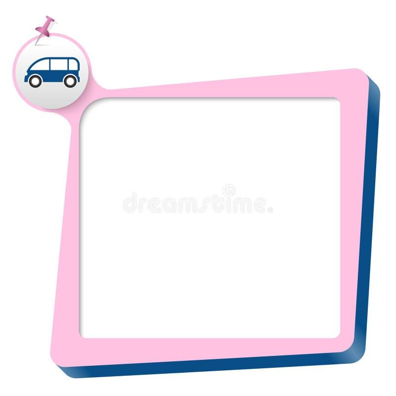 Free Pink Text Box Royalty Free Stock Photo - 53494895