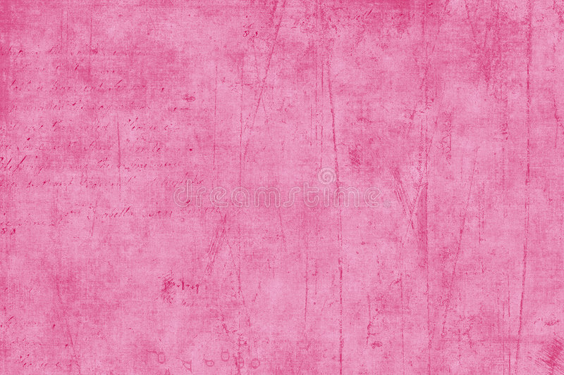 Pink Textured Scrapbook Paper. Background for scrapbooking and craft stock photo