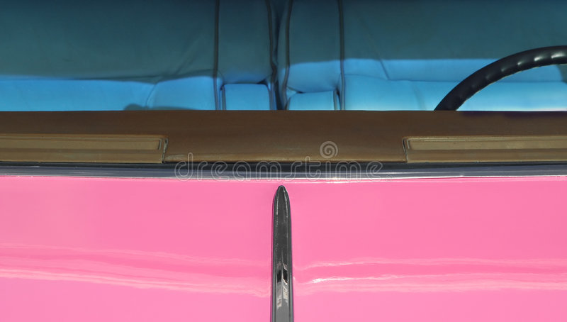 Download Pink and tinted stock image. Image of cadillac, automobile - 4842917