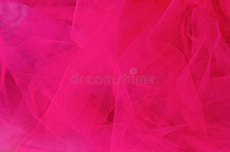 Pink Tulle Stock Photos