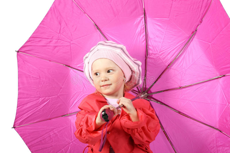 Download Pink umbrella stock photo. Image of hands, beautiful - 16788968
