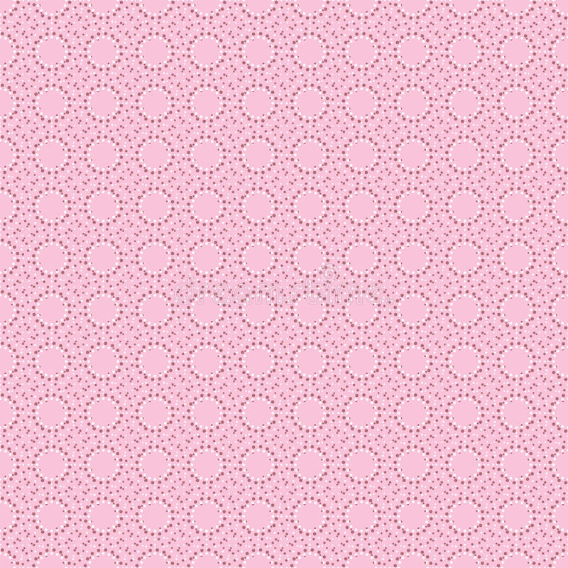 Pink vector design. Modern graphic background. royalty free illustration