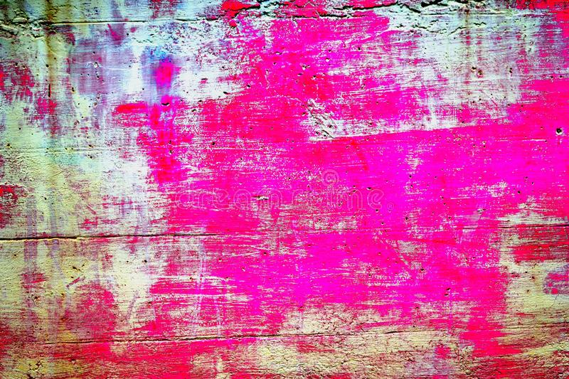 Pink wallpaper royalty free stock photo