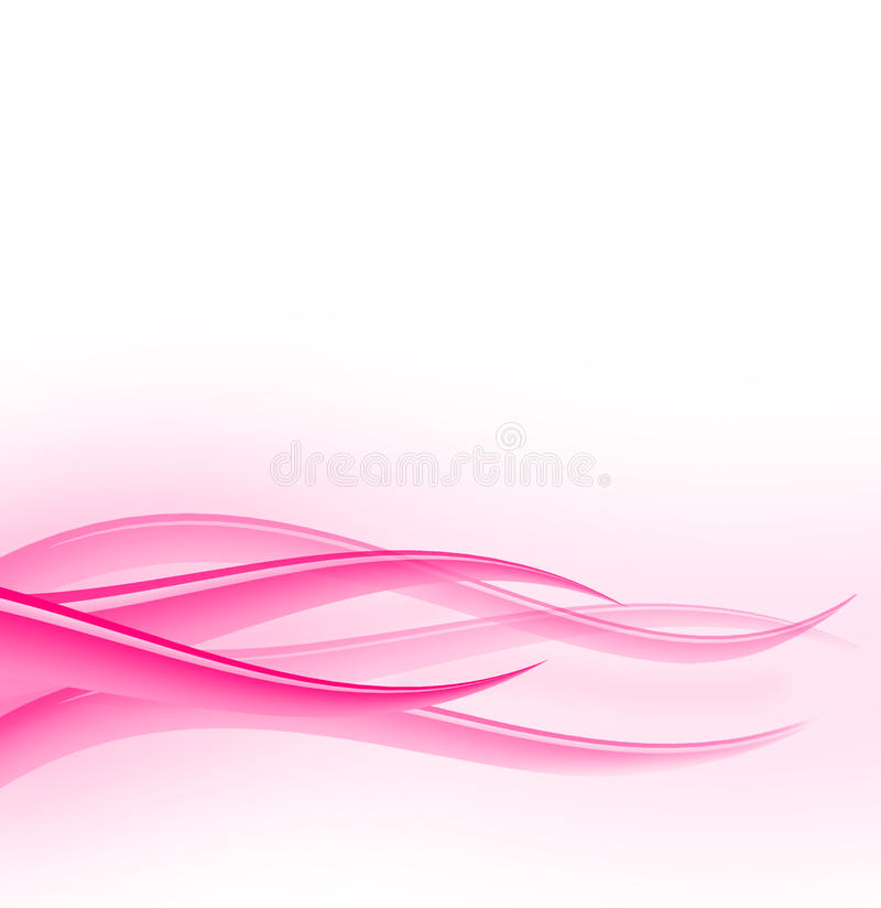 Pink weaves royalty free stock images