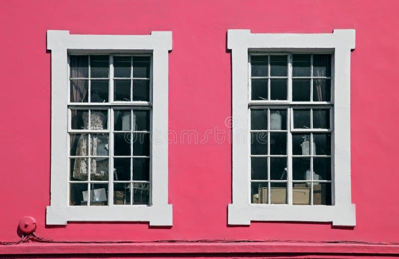 Pink Window Royalty Free Stock Photo