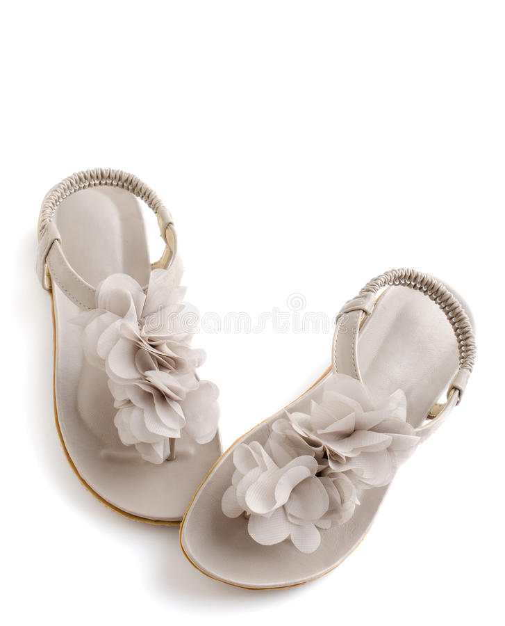 Download Pink Woman Flat Shoes Stock Images - Image: 23569194