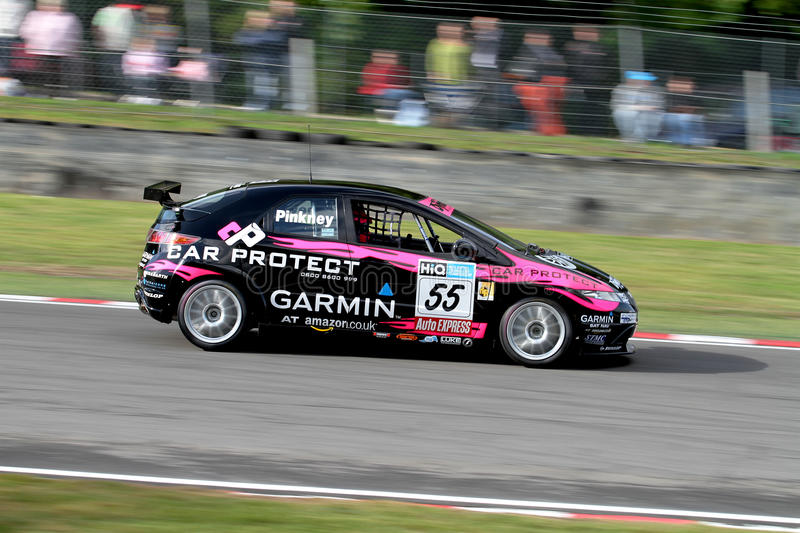 Pinkney BTCC stock images