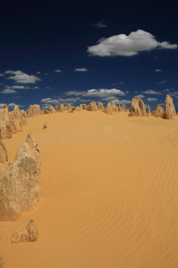 Download Pinnacles Desert,Western Australia Stock Images - Image: 26141844