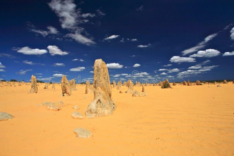 Download Pinnacles Desert,Western Australia Royalty Free Stock Photography - Image: 26394937