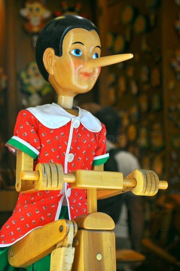 Pinocchio foto de stock