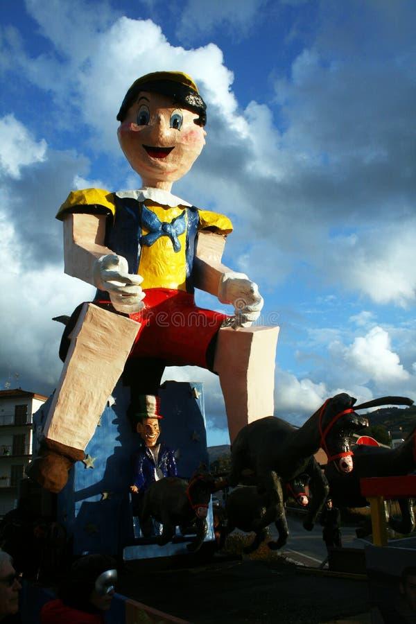 Pinocchio imagem de stock royalty free