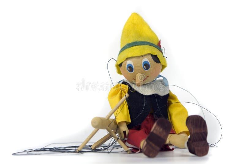 Pinocchio imagen de archivo