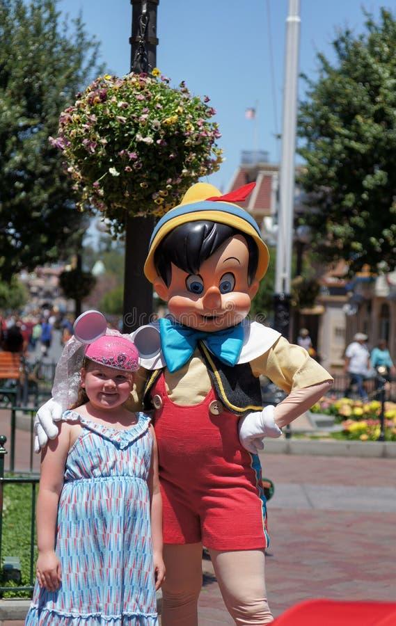Pinocchio zdjęcia stock