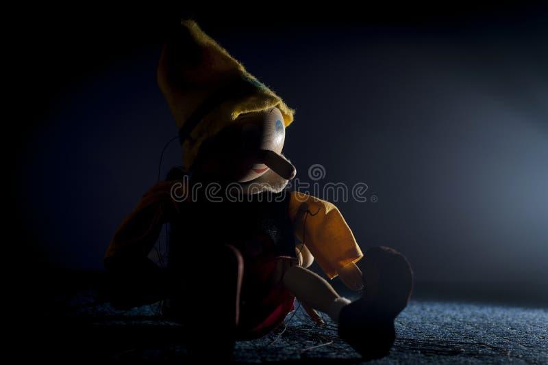 Pinocchio fotos de archivo