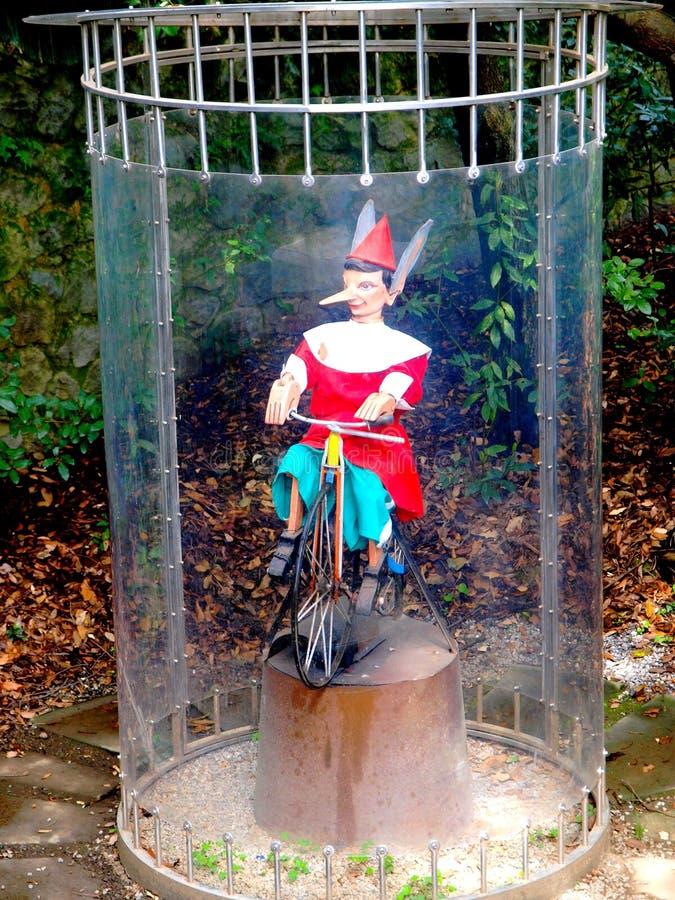 Download Pinocchio Park Of Collodi - Tuscany Editorial Image - Image: 19193895