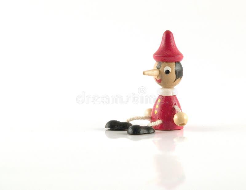 Pinokio royalty-vrije stock foto's