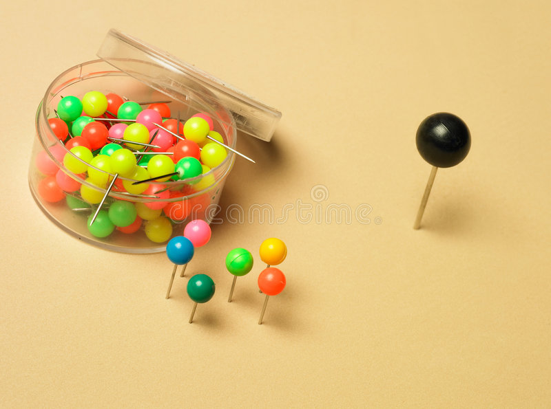 Download Pins stock image. Image of variation, push, multi, notice - 3678159