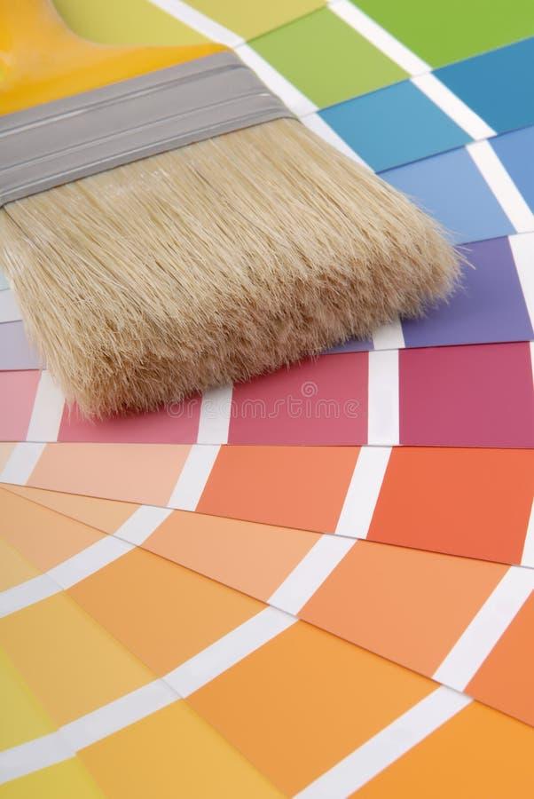 Download Pinsel stockfoto. Bild von maler, sich, lackieren, heimwerker - 2721144