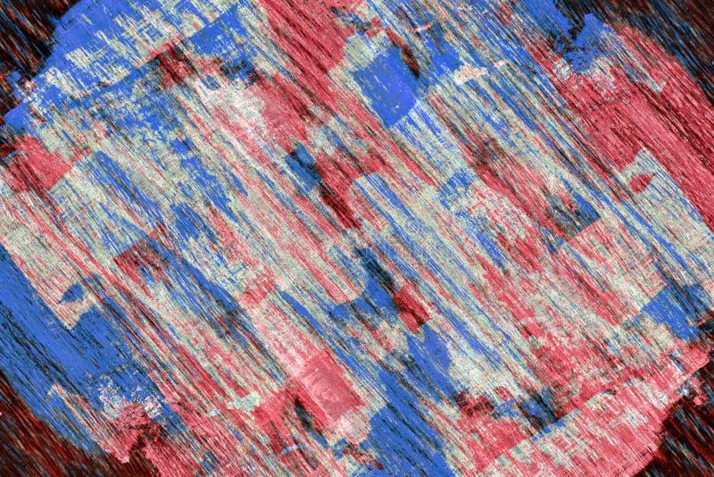 Pinsel-Anschläge lizenzfreie stockbilder