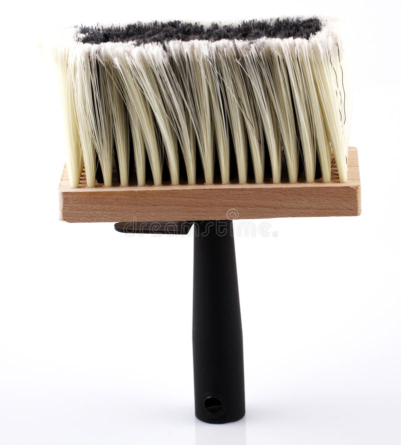 Pinsel für Reinigung lizenzfreies stockbild