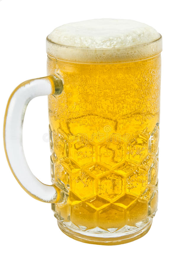 Download Pint stock photo. Image of brown, drinking, overflowing - 9841472