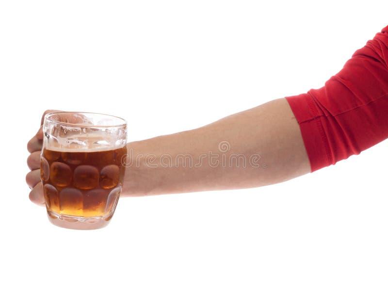 Download Pint of beer stock image. Image of macro, gold, booze - 18304477