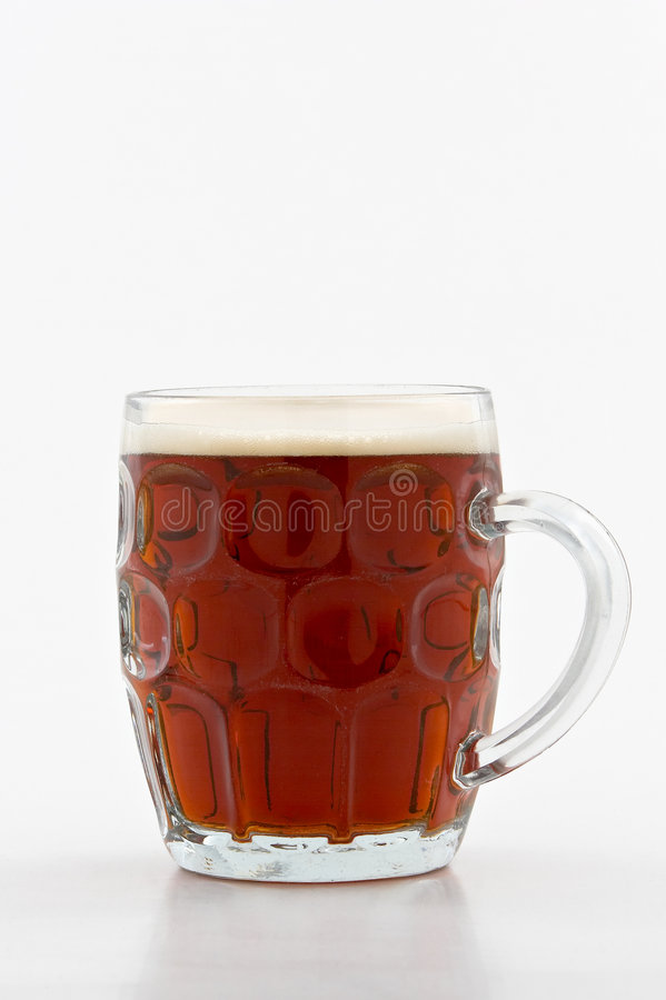 Download Pint of Beer stock photo. Image of beer, bitter, glass - 574696