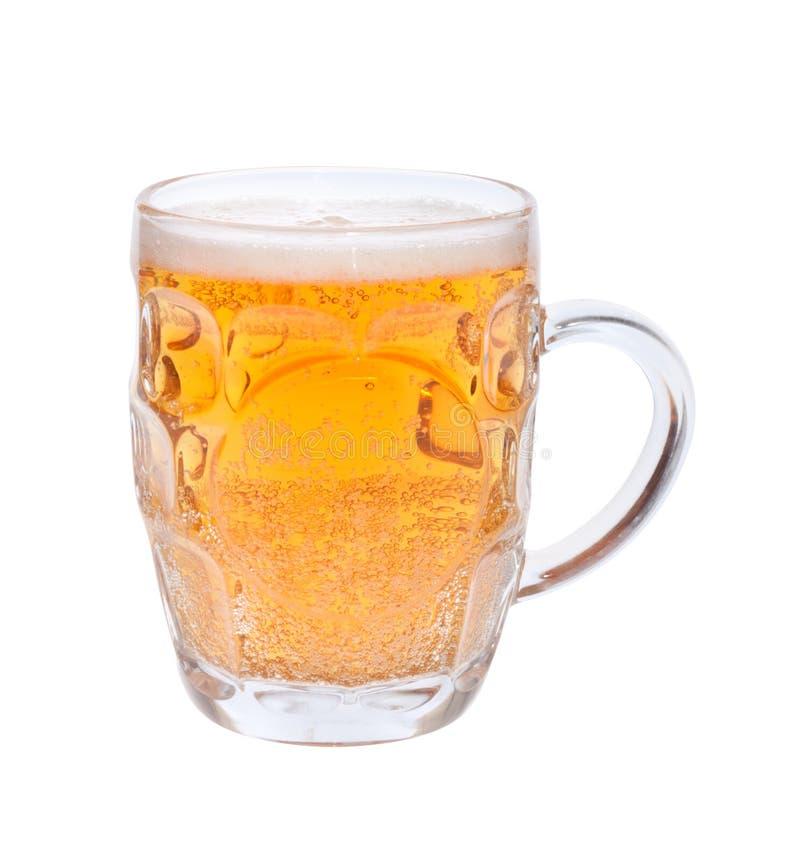 Pint Bier stockbilder