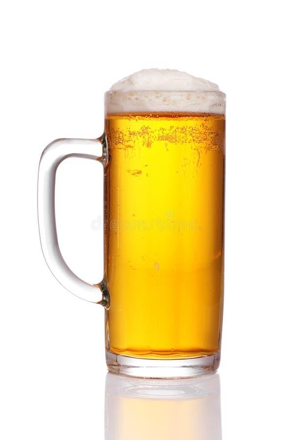 Pint Bier stockfotografie