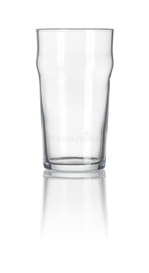 Pint-Glas lizenzfreie stockfotografie