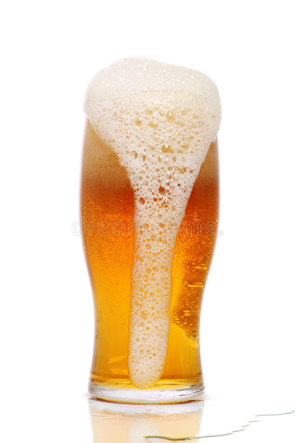 Free Pint Of Beer Stock Photography - 4075672