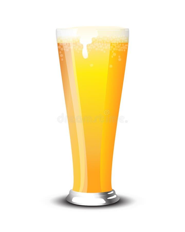 Pinta da cerveja ilustração stock