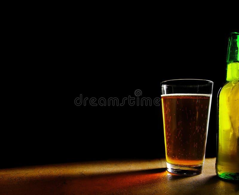 Pinta da cerveja do ofício imagem de stock royalty free
