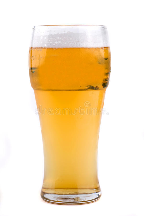 Pinta Di Birra Immagini Stock Libere da Diritti
