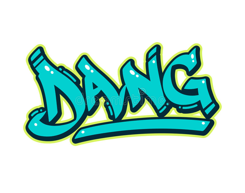 Pintada Dang libre illustration