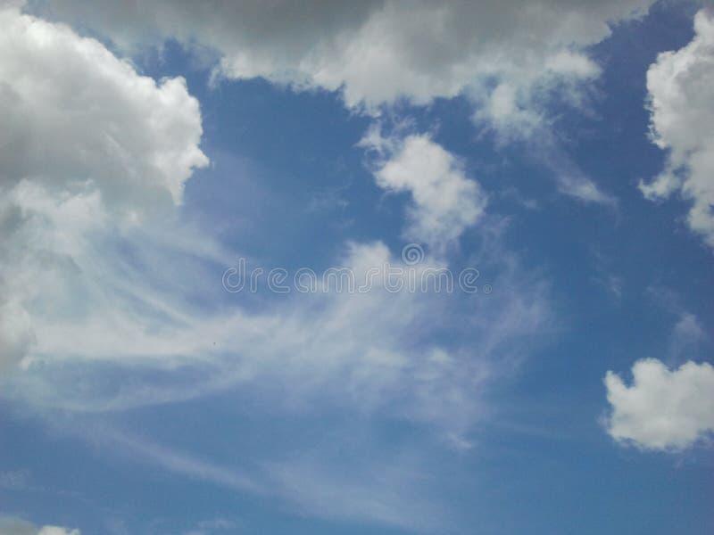 Pintando o céu imagens de stock