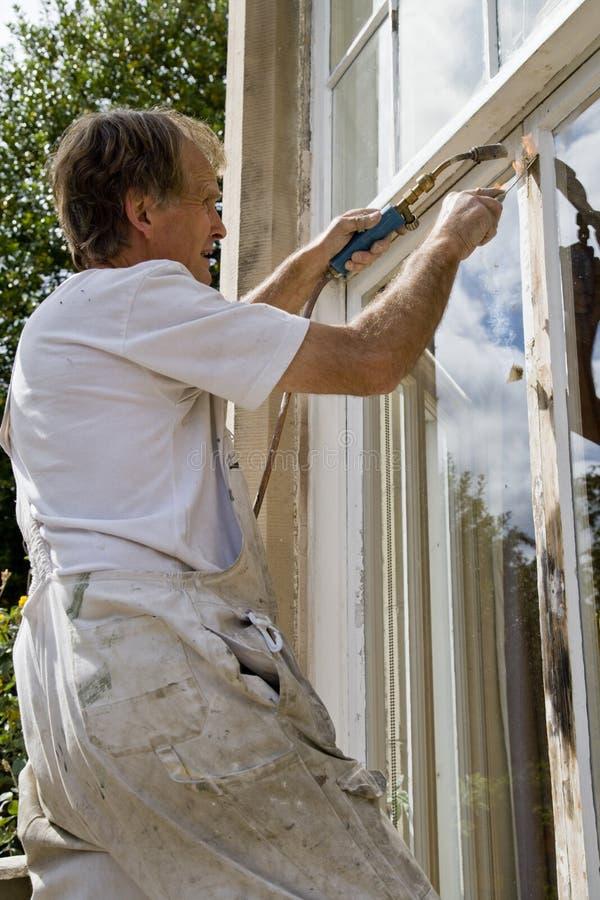 Pinte el retiro (2) imagen de archivo libre de regalías